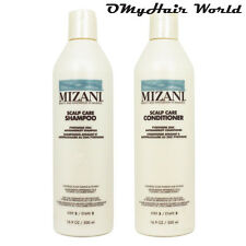 Mizani Scalp Care Shampoo & Conditioner 16.9oz Duo