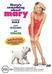 There-039-s-Something-About-Mary-DVD-2007-VGC-Cameron-Diaz