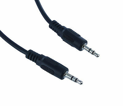 6FT 3.5mm Male to Male M/M Stereo Audio Cords Cables for PC iPod mp3(3S11-06)