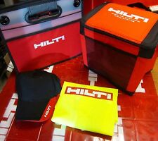 HILTI EXCLUSIVE ACCESSORIES KIT, ORGANIZER/ LUNCHBAG / HAT/ VEST, BRAND NEW