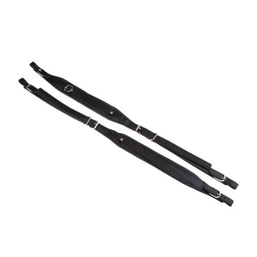 Verstellbar Schulterriemen für 80 2 x Riemen für Akkordeon 96 //120Bass
