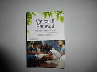 Vatican Ii Renewal, Path To The Future Of The Church, Joseph F. Eagan,signed 171