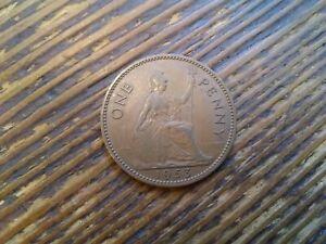 1953-date-Cle-Penny-ELIZABETH-II-ref-e490-2