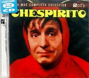 Chespirito-La-Mas-Completa-Coleccion-2CDs-New-Sealed