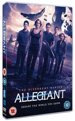ALLEGIANT- DVD