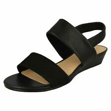 1a52cef6d85f item 4 LADIES CLARKS SENSE LILY SLINGBACK PARTY CASUAL SUMMER LEATHER  SANDALS HEEL SIZE -LADIES CLARKS SENSE LILY SLINGBACK PARTY CASUAL SUMMER  LEATHER ...