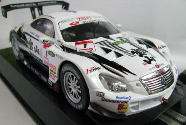 "GSLOT  1:32 LEXUS SC430 GT ""Tom's"" New,  Slot Car Jewel Case"