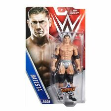 WWE WWF MATTEL SUMMERSLAM BATISTA WRESTLING ACTION FIGURE NEW BOXED!!!!!!!!!!!