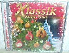 KLASSIK ZUM FEST  (2013)   NEU / OVP