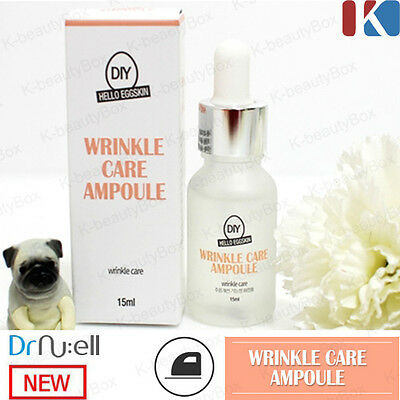 [Dr.Nuell] Hello EggSkin DIY Wrinkle Care Ampoule 15ml Lifting / Firming Moistur