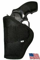 Usa 38 Special Holster Off Duty Charter Arms Conceal Inside Pants Isp Isw .38