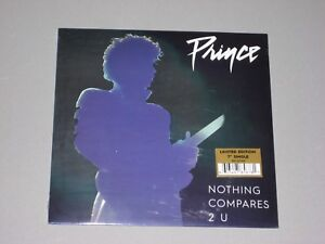 PRINCE-Nothing-Compares-2-U-Limited-Edition-7-034-vinyl-single-LP-New-Sealed-Record