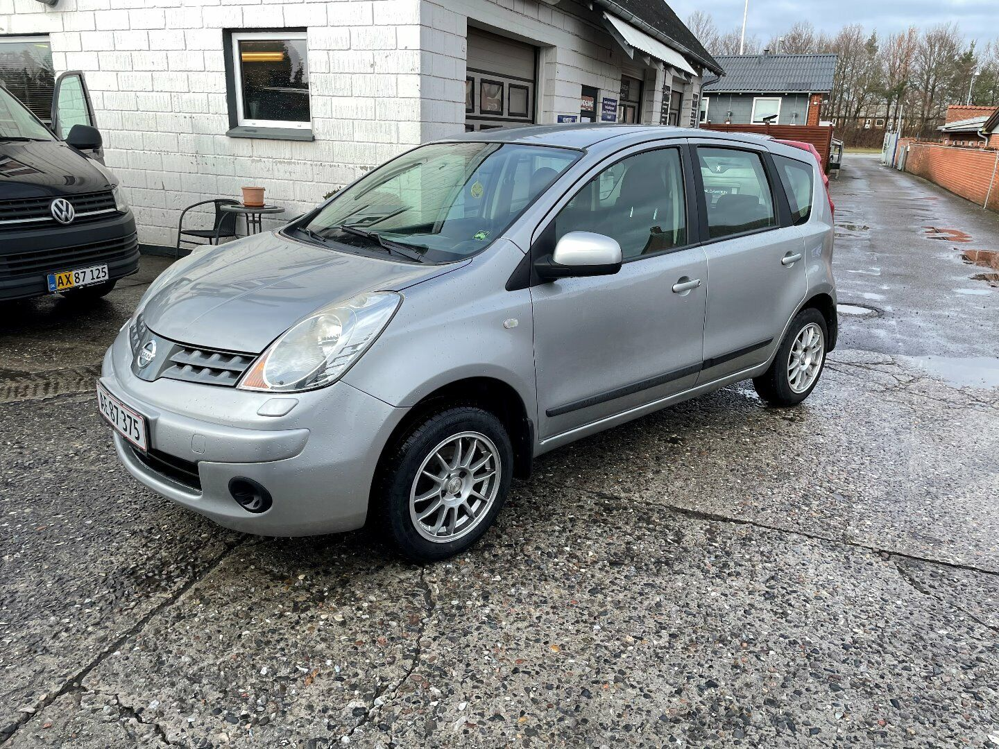 Nissan Note 1,5 dCi 86 Active 5d - 25.900 kr.