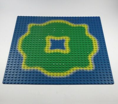 LEGO 1 x Grundplatte Bauplatte Platte 32x32 beige TOP