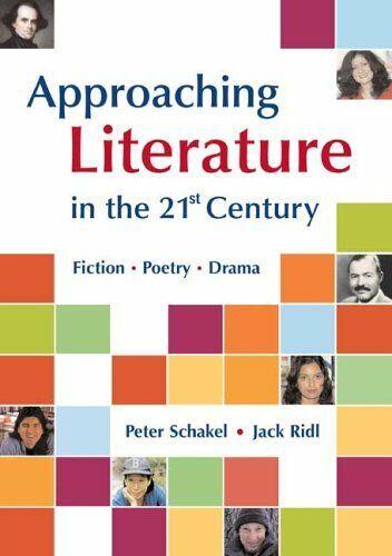 Approaching Literatur in der 21st Jahrhundert: Fiction, Poetry, Drama