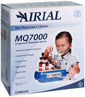 Airial Mq7000 Compressor Nebulizer System 1 Each on sale