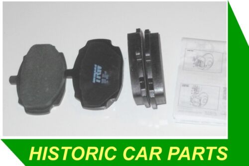 Set of 4 Front Disc BRAKE PADS for Vauxhall Victor VX4//90 1962-67
