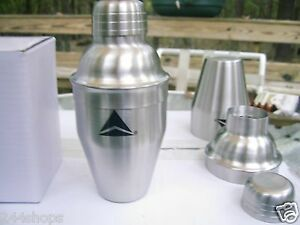 DELTA WIDGET COCKTAIL SHAKER MIXER SINGLE SERVE  6 OZ- NEW IN BOX