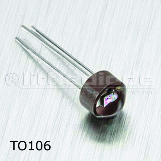 BC207B Transistor - Étui : TO106 Faire : National Semiconductor