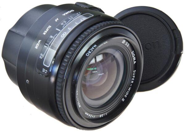 Canon Eos Sigma 24 Mm 2.8