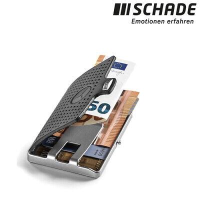 Mercedes-Benz I-Clip el Wallet Negro Monedero B66954769