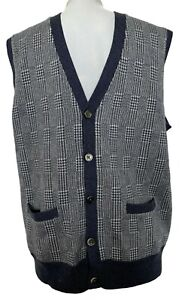 NEW-BROOKS-BROTHERS-MEN-039-S-BUTTON-DOWN-SWEATER-VEST-M-200