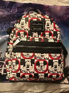 786b286d74f Image is loading Disney-Loungefly-Mickey-Mouse-Club-Backpack-New-In-