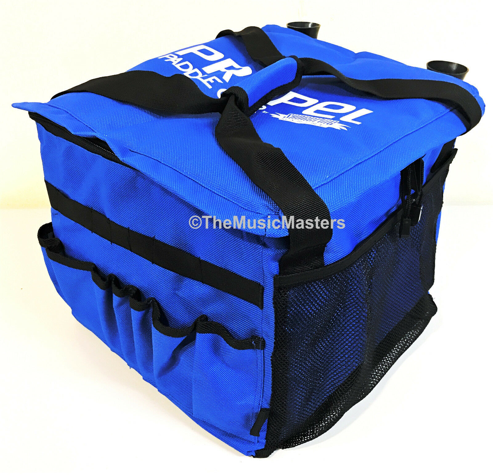 Ultimate On-Board KAYAK Canoe Carry Storage BAG Case COOLER Fishing Rod Holder
