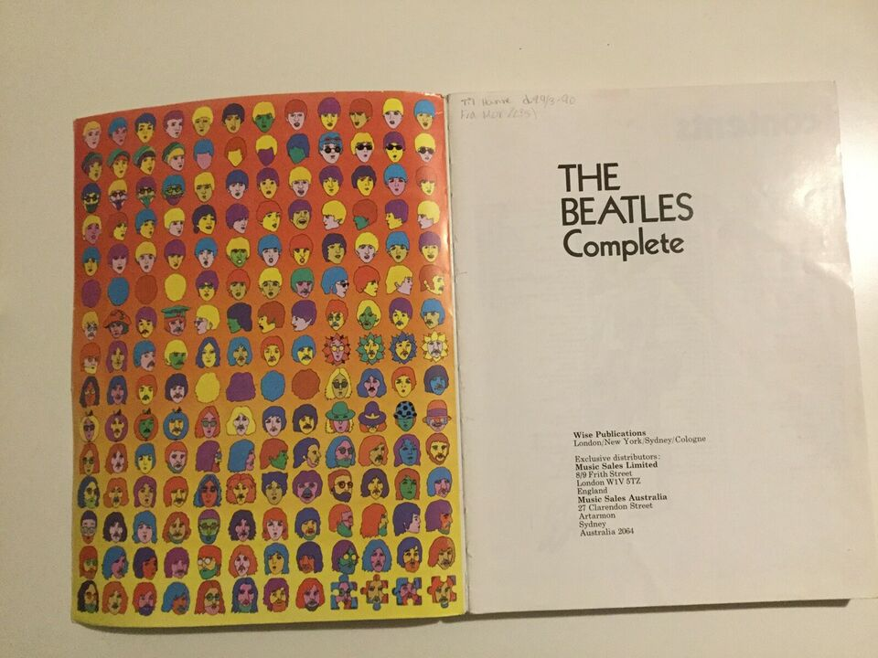 Andet, The Beatles, The Beatles Complete