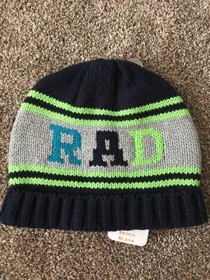 NWT Gymboree Boys Knit Cap Hat Beanie Winter NEW