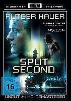 Split Second (Classic-Cult-Edition) Rutger Hauer DVD Neu!