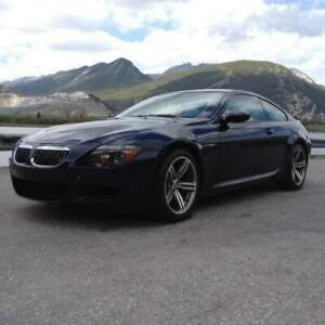 2006 BMW M6 Coupe  Trade for 2012-2015 Dodge 1500 Crew Sport