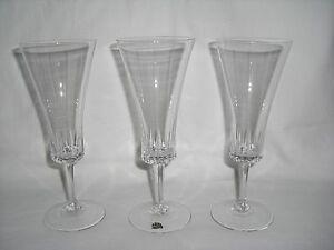 3 Sektgläser Kristallgläser Eisch Carina - Deutschland - 3 Sektgläser Kristallgläser Eisch Carina - Deutschland