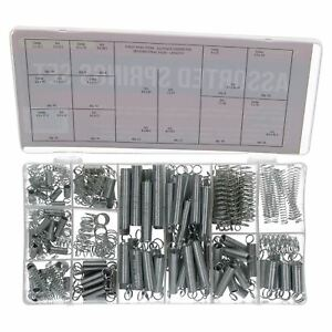 Assortiment Ressort Set Compression Et Extension Tension Springs 200pc-afficher Le Titre D'origine