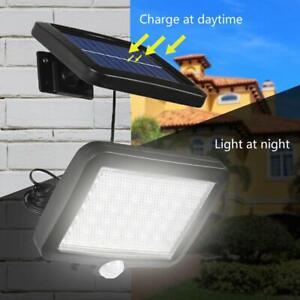 Solar-Powered-PIR-Motion-Sensor-Outdoor-Garden-Light-Security-Flood-Lamp-56-LED