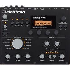 Elektron Analog Heat Stereo Analog Sound Processor NEW Enhancer FX Interface