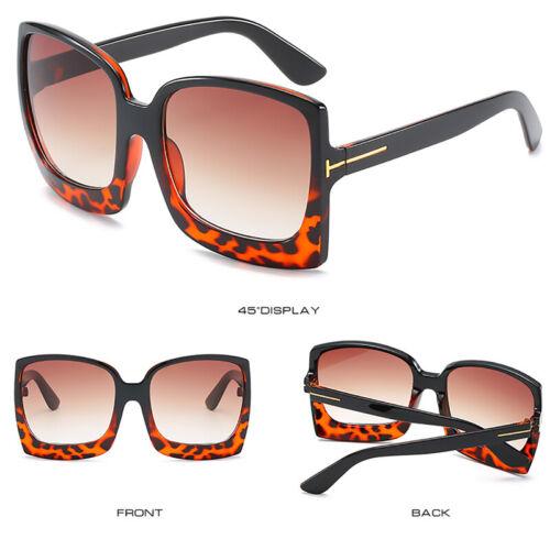 2020 Oversized Square Sunglasses Women Fashion Outdoor Glasses Eyewear UV400 Hot