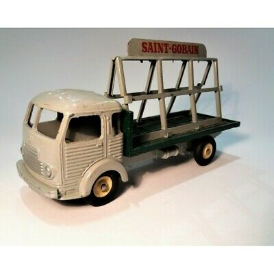 Dinky Toys 33c/ Simca Cargo Glass Truck (jahr 1955/59) Skala 1/43 Mc43083