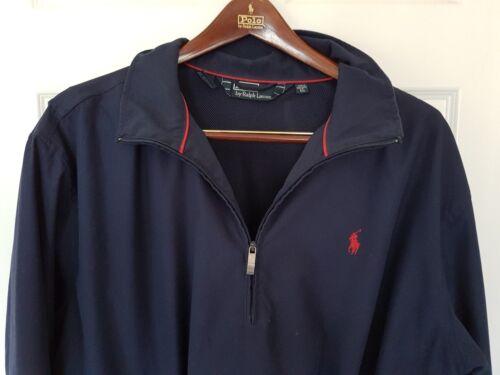 Immaculate Overhead £185 Ralph Polo Mens 1 Lauren 2xl Zip 4 size Xl Jacket Rrp gqfPBtxw