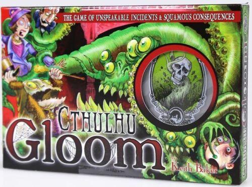 Cthulhu Gloom Card Game Atlas Games BRAND NEW ABUGames