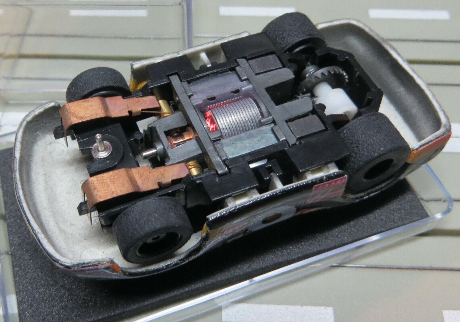 Per H0 Slotcar Racing Modellismo Ferroviario Nascar con Tyco Tyco Tyco Motore Motore Nella c727b1