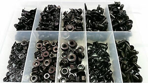 NUT-amp-BOLT-KIT-375-PCS-SUIT-TOYOTA-COROLLA-AE86-AE71-KE70-CELICA-MR2-PANEL-BOLTS