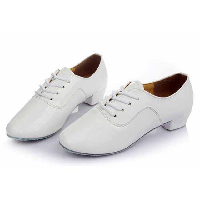 Men/'s Ballroom Latin Tango Dance Shoes Modern Dancing Shoes Man softsole 17-27cm