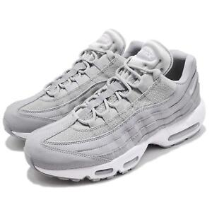 meet 1cfab 0d85c Image is loading Nike-Air-Max-95-Essential-Grey-White-Men-