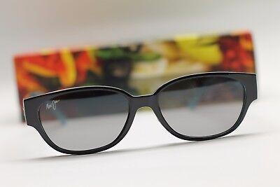MAUI JIM Anini Beach Black Blue Sunglasses GS269-03A  NEW Mens /& Women Polarized