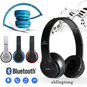 Wireless-Headphones-Bluetooth-Headset-Noise-Cancelling-Over-Ear-With-Mic-FM-EN