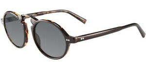 John Varvatos Crosby Polarized Men's Black/Tortoise Sunglasses - V605BLA50 Japan