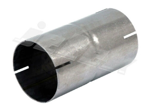 76mm Mild Steel Jetex Universal Double End Exhaust Joining Sleeve 3/""