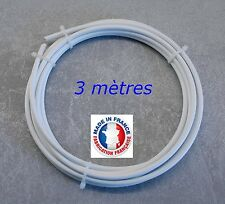 3 m de gaine blanche de cable de vélo sheath cable for brake vintage bike