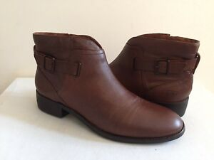 e6cdcae14df Details about UGG BARNETT CHESTNUT WATER RESISTANT CHELSEA ANKLE BOOTS US  10 / EU 41 / UK 8.5
